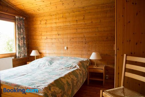 Werrapark Resort Ferienhausanlage Am Sommerberg - Masserberg - Bedroom