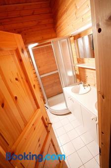 Werrapark Resort Ferienhausanlage Am Sommerberg - Массерберг - Ванная