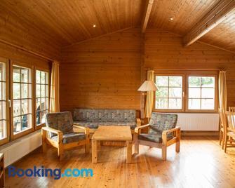 Werrapark Resort Ferienhausanlage Am Sommerberg - Masserberg - Living room