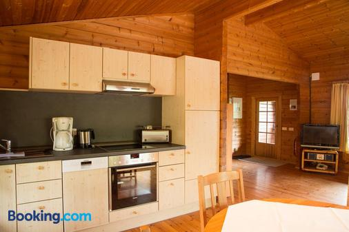 Werrapark Resort Ferienhausanlage Am Sommerberg - Массерберг - Кухня