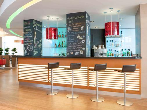 布魯塞爾大廣場諾富特酒店 - 布魯塞爾 - 布魯塞爾 - 酒吧