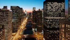Club Quarters Hotel, Wacker at Michigan - Chicago - Building
