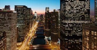 Club Quarters Hotel, Wacker at Michigan - Chicago - Toà nhà