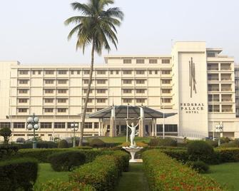 The Federal Palace Hotel & Casino - Lagos - Building