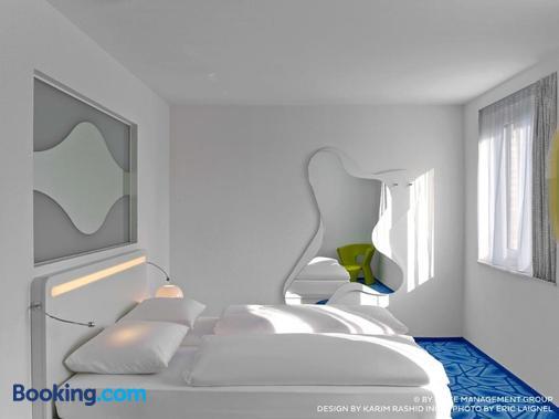 漢堡城普利澤特酒店 - 漢堡 - 臥室