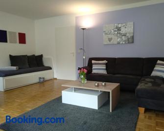 Ferienwohnung Zum Kleinen Ölberg - Konigswinter - Living room