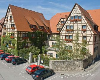 Prinzhotel Rothenburg - Rothenburg ob der Tauber - Building