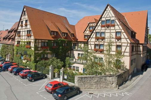 羅騰堡普瑞茲酒店 - 陶伯河上游羅騰堡 - 羅滕堡 - 建築