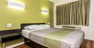 Motel 6 Fort Worth North - פורט וורת' - חדר שינה