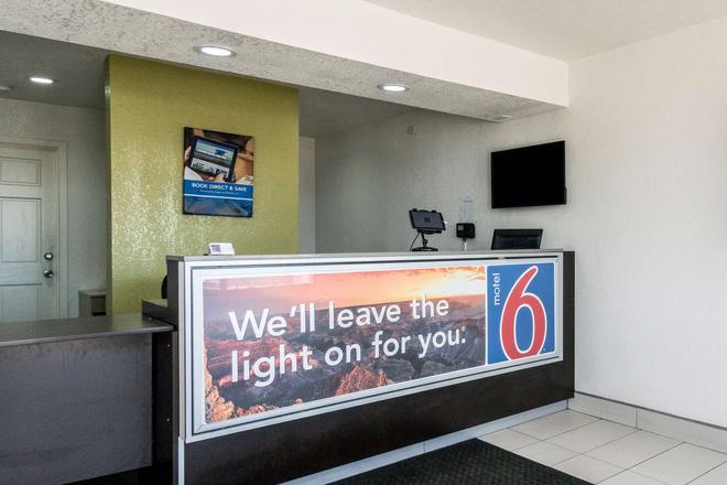 Motel 6 Fort Worth North - Fort Worth - Recepción