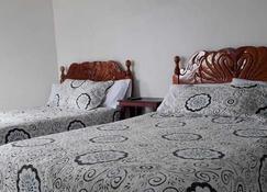 Hotel Posada Sernichari - Cuetzalán del Progreso - Bedroom