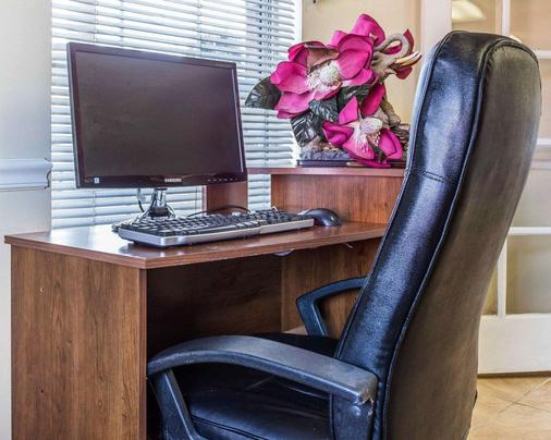 Econo Lodge - Santee - Business centre