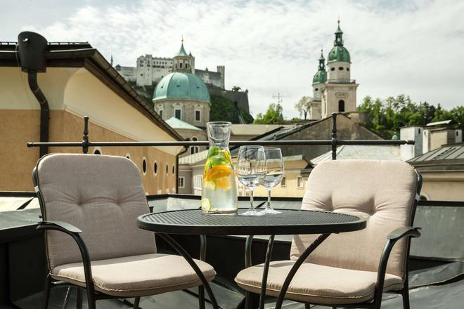 Radisson Blu Hotel Altstadt, Salzburg - Зальцбург - Балкон