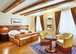 Radisson Blu Hotel Altstadt, Salzburg - Σάλτσμπουργκ - Κρεβατοκάμαρα