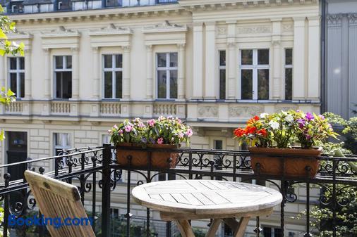 Hotel Residenz Begaswinkel - Berlin - Balcony