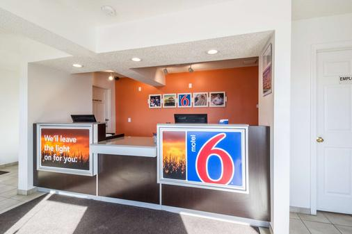 Motel 6 Indianapolis In - S. Harding St. - Indianapolis - Front desk