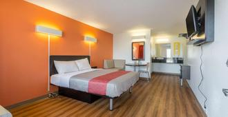 Motel 6-Indianapolis, In - South - אינדיאנאפוליס - חדר שינה