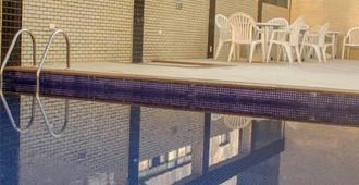 Atlântico Golden Apart Hotel - Santos - Pool