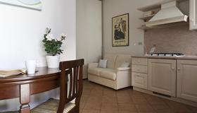 馬爾格拉意式公寓 - 米蘭 - 餐廳