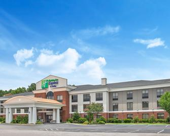 Holiday Inn Express & Suites Hardeeville-Hilton Head - Hardeeville - Building