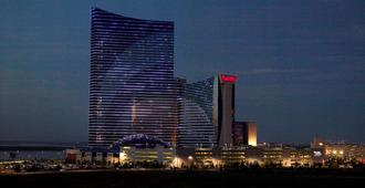Harrah's Resort Atlantic City - Atlantic City - Κτίριο