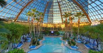 Harrah's Resort Atlantic City - אטלנטיק סיטי - בריכה