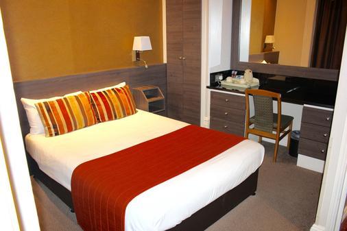 哥倫布酒店 - 倫敦 - 倫敦 - 臥室