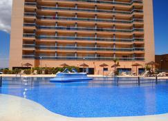 Apartamentos Europa House Sun Beach - Guardamar del Segura - Piscina