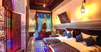 Riad Rcif - Fez - Habitación