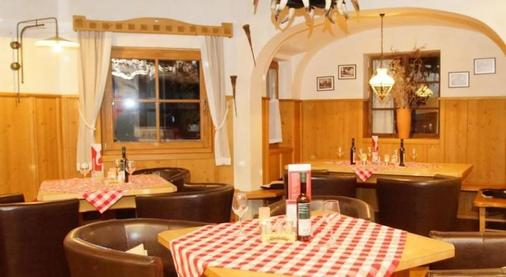First Mountain Kaprun Hotel - Kaprun - Restaurant
