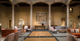 NH Collection Salamanca Palacio de Castellanos - סאלאמנקה - טרקלין