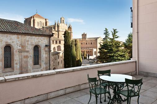 NH Collection Salamanca Palacio de Castellanos - Salamanca - Balcony