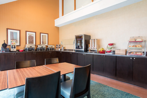 Hawthorn Suites by Wyndham Atlanta Perimeter Center - Atlanta - Buffet