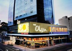 Art Series - The Olsen - Melbourne - Building