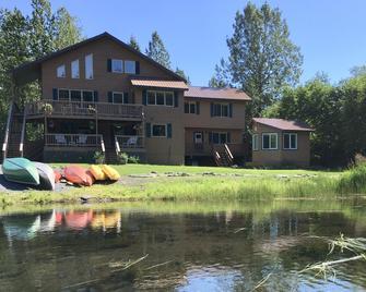 Bear Lake Lodgings Bed & Breakfast - Seward - Building