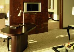 Park Hyatt Dubai - Dubai - Phòng ngủ