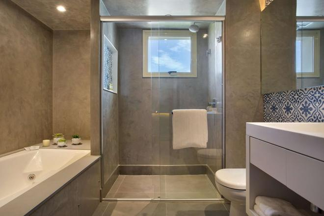 里約熱內盧優 2 城間酒店 - 里約熱內盧 - 里約熱內盧 - 浴室