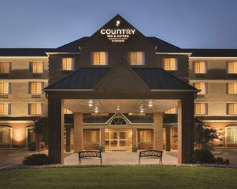 Country Inn & Suites by Radisson, Lexington, VA - Lexington - Building