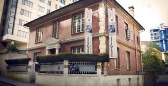 Hotel Boutique El Consulado - La Paz - Building