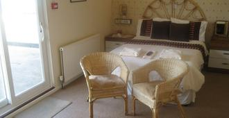 Priory Lodge Hotel - Newquay - Schlafzimmer