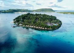 Iririki Island Resort & Spa - Port Vila - Building