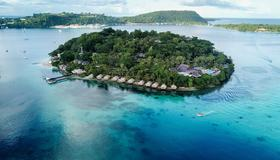 Iririki Island Resort & Spa - Port Vila - Building