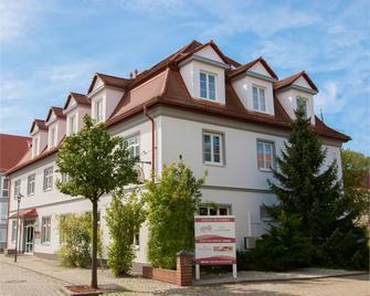 Hotel Zur Mühle - Hoyerswerda - Gebouw
