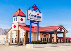 Canadian Motel North Battleford - North Battleford - Building