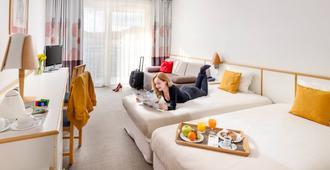 Novotel Szeged - Szeged - Bedroom