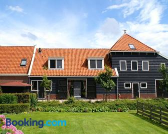 Farm Overleekerhoeve - Monnickendam - Building