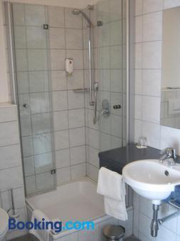 Apollo - Regensburg - Phòng tắm