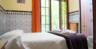 Hostal Florida - סביליה (ספרד) - חדר שינה