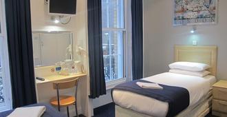 Alhambra Hotel - לונדון - חדר שינה