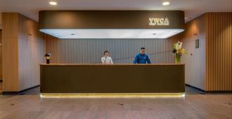 YWCA Fort Canning Lodge - Singapur - Rezeption